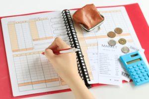 カードを使い分けすれば予算に対する増減も管理しやすい