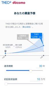 シミュレーションの結果、1270万円まで運用できるという結果に!